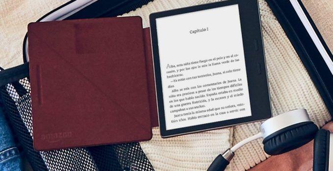 Guía comparativa con las mejores fundas para el Kindle Oasis de Amazon
