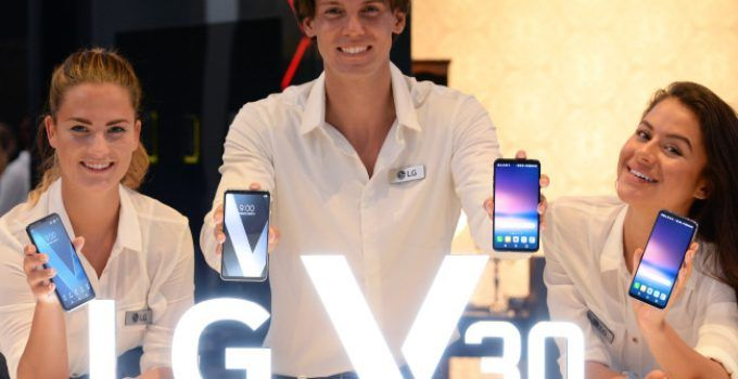 Mejores fundas LG V30+a