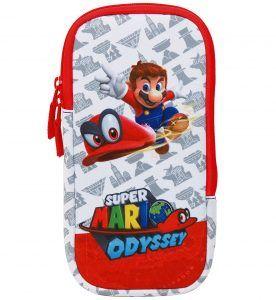 Las mejores fundas para la Nintendo Switch de Mario Odyssey