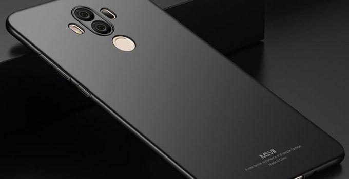 Mejor funda Huawei Mate 10 Pro ultra delgada