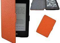 Protege tu libro de tinta electronica de amazon más vendido, kindle paperwhite con una comparativa de las fundas más baratas disponibles para este e-reader
