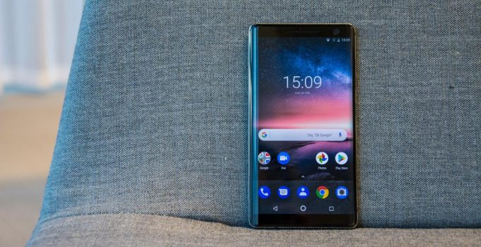 Las mejores fundas para Nokia 8 Sirocco