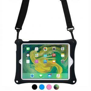 Esta funda para iPad está fabricada por Cooper Case y está disponible para diferentes modelos de iPad de Apple.