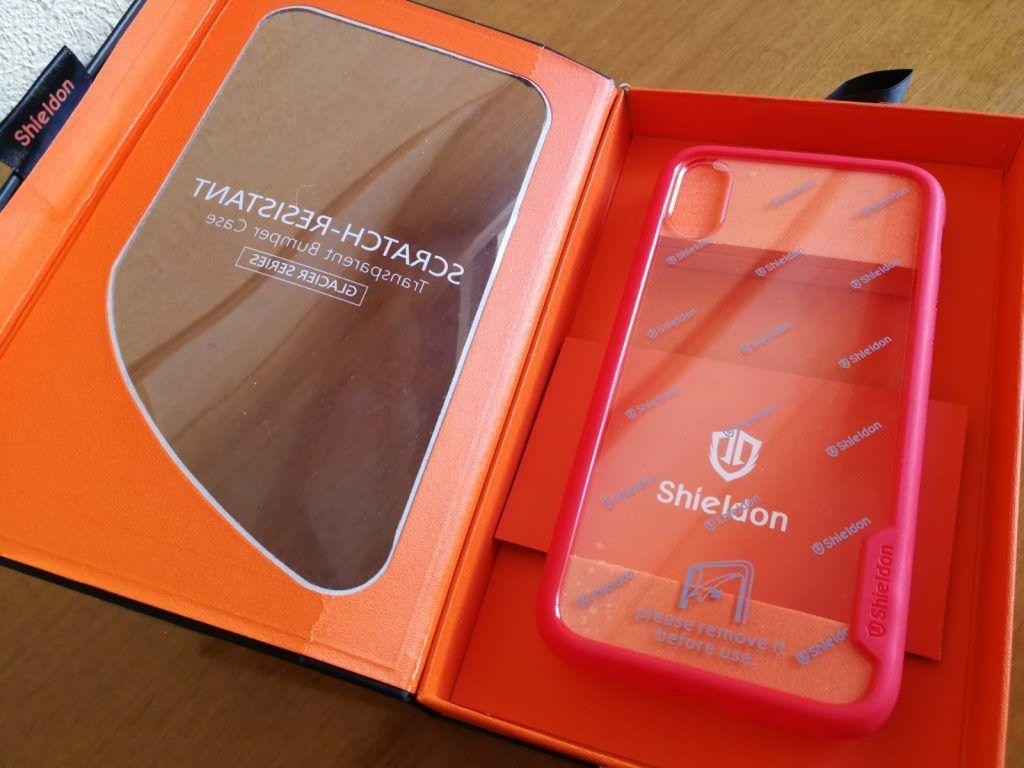 Mejor funda transparente iPhone X caja análisis