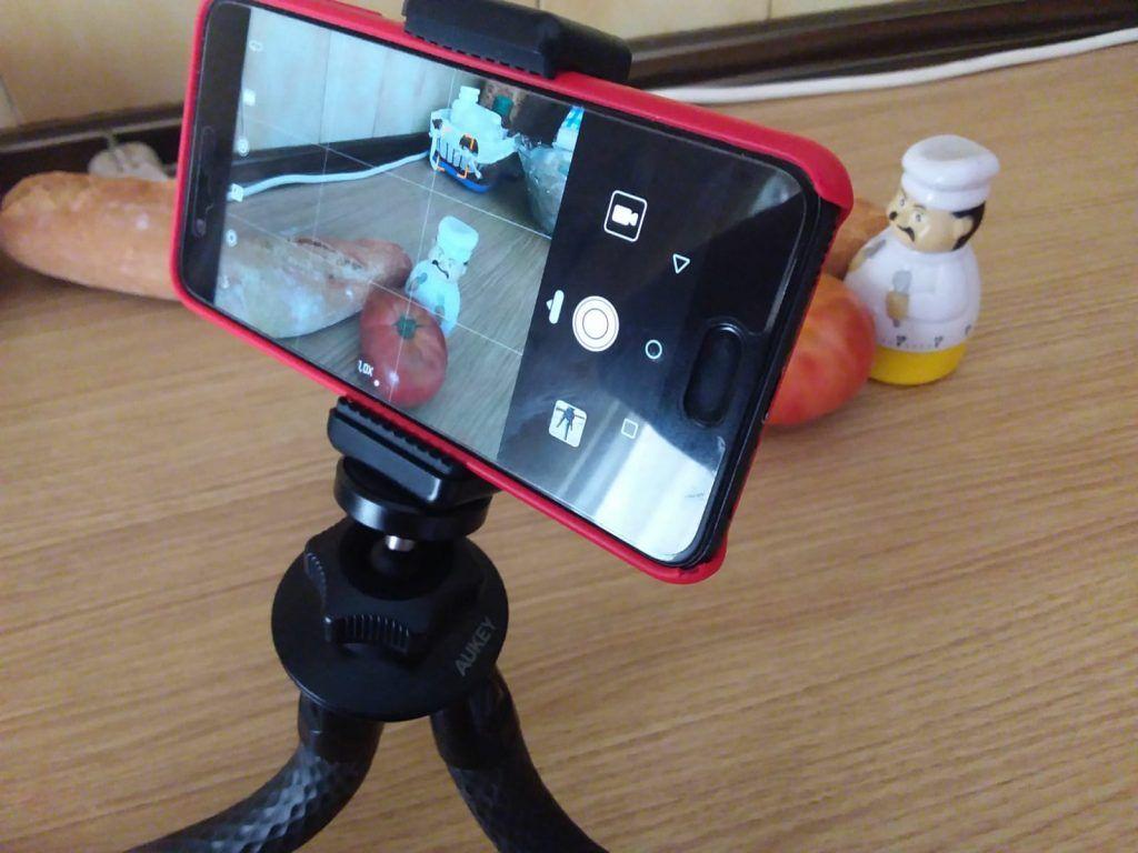 Mejor Tripode para iPhone, Samsung y GoPro