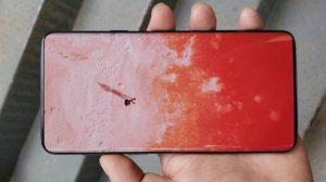 Posible pantalla Samsung S10 análisis