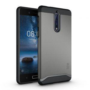 Mejor carcasa tipo grafito para Nokia 8 análisis