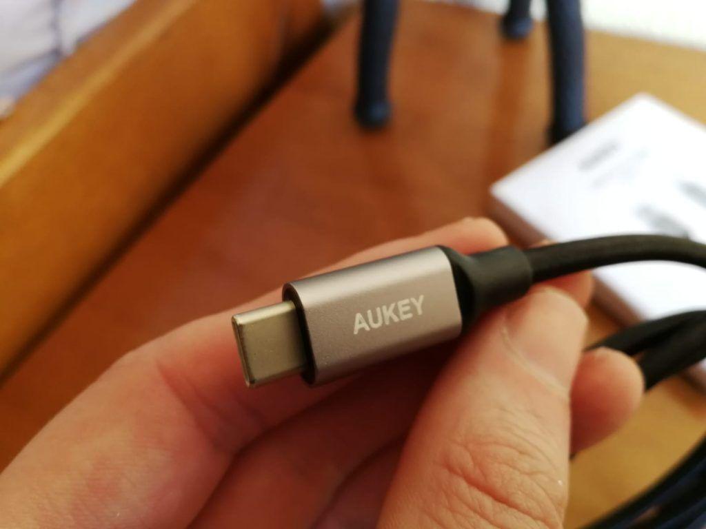 mejor conexion cable usb tipo c 3.0