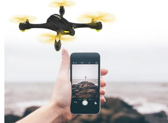 drone con gps